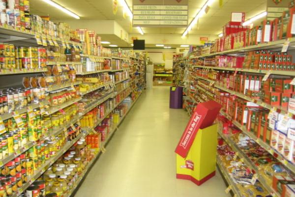 butiksexponering och butikskommunikation